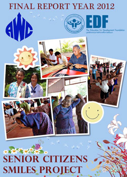 EDF Sr Citizens Smile Project Report